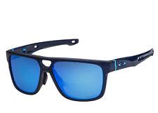 Oakley crossrange Parche Azul Mate Prizm Zafiro 9391-0460 asiático 9391-04