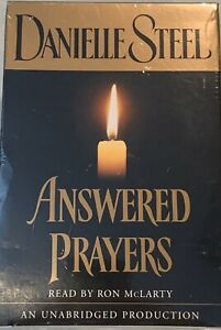 Answered Prayers by Danielle Steel 6 Cassettes BRAND NEW FACTORY SEALED M1