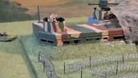 15mm WW2 German Coastal Defence Fort Conversion