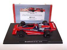 RBA ATLAS Editions Brabham BT 46 - 1978 Niki Lauda 1:43 Scale (MINT!)