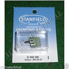 Onkyo DN29ST Compatible Turntable Stylus - Part # D592SR
