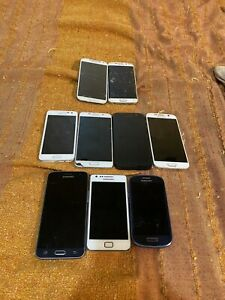 Samsung Smartphone Mobile Joblot Bundle