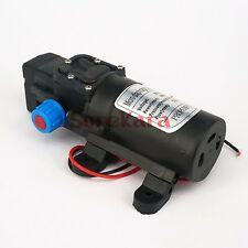 DC 24V 80W  Diaphragm Self Priming Water Pump with Automatic pressure Switch Y10