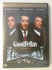 Goodfellas Robert De Niro Joe Pesci Gangster Mafia 2-Disc Special Edition DVD