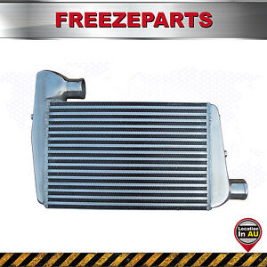 For Ford Falcon BA BF XR6 Turbo Aluminum Intercooler Inter cooler + Mounting Kit