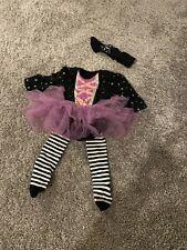Baby Girl Witch Halloween Costume First Size Newborn