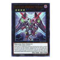 Borreload eXcharge Dragon - RIRA-EN039 - Ultra Rare - 1st Edition | YuGiOh