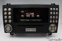 Original Mercedes Audio 20 CD MF2410 R171 Autoradio W171 SLK-Klasse RDS 2-DIN