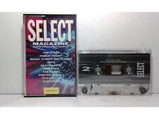 SELECT MAGAZINE - THE COLUMBIA TAPES - CASSETTE - UK - 1991 - (EX/NM - EX/NM)