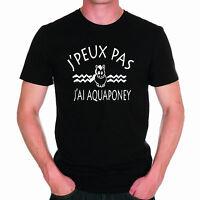 T-shirt HOMME J'PEUX PAS J'AI AQUAPONEY