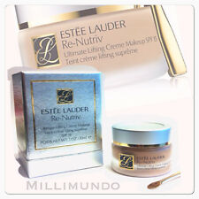 Estee lauder Re-Nutriv Ultimate Lifting Creme Makeup SPF15 Anti Aging 30ml NEU