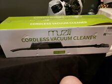 Muzili Cordless Stick Vacuum, Wireless Vacuum Sweeper for Hardwood Floors, Pet