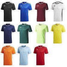 adidas Entrada 18 Camiseta Manga Corta para Hombre Entrenamiento S XXL