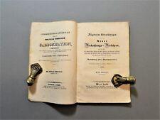 Félix Droinet Betrachtungen über ein Neues Verkohlungs-Verfahren 1839 Frankreich