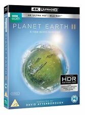 Planet Earth II (4K with Blu-ray) [UHD]