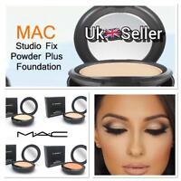 NEW MAC Studio Fix Powder Plus Foundation15G FREE P&P UK SELLER