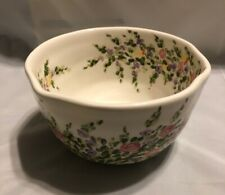 Tabletops Unlimited Spring Garden Bowl 6� X 3.5� Serving