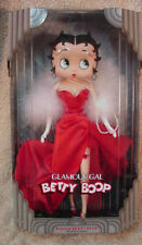 Mattel Forever Betty Boop First In A Series Glamour Gal New In Box 29733