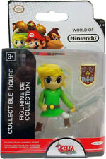 World Of Nintendo Mini Figure Collection Series 1 - 4: Link Licensed