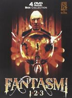 Fantasmi 1-2-3 (Box DVD - Stormovie) Nuovo