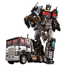Transformers Black Dark Optimus Prime Siege ss38 Action Figure Child Toy