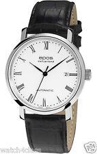 EPOS Originale white face automatic see-thru self-winding 3387 ETA2892-A2 watch