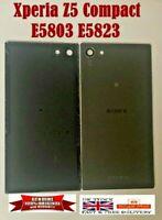Genuine Battery Back Rear Glass Cover Sony Xperia Z5 Compact Z5 mini E5803 E5823