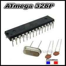 1552V# ATmega328p + quartz 16MHz + capa 22pf + support CI  ATmega 328P arduino
