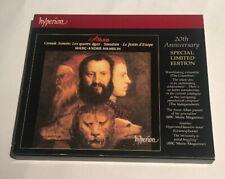 Alkan: Les quatre ages; Sonatine; Le festin (Hyperion) CD Limited Edition