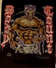 More details for body count  vintage printed  backpatch original '1992  rap rock  band, hip hop