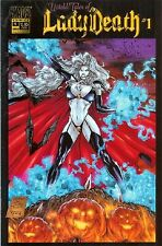 Untold Tales of Lady Death #1 Chaos Comics Halloween New stock
