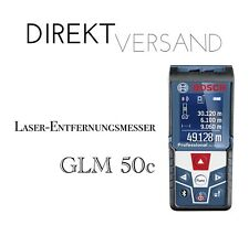 Bosch Laser Entfernungsmesser GLM 50 C Messgerät Professional Neu