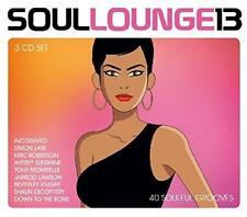 Soul Lounge 13 - Various Artists (NEW 3CD)