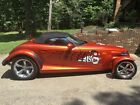 2001 Plymouth Prowler  2001 Plymouth Prowler, Orange, Convertible