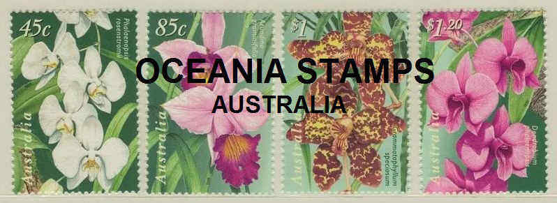 OCEANIA STAMPS