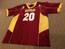 bb8a37d3 VINTAGE STARTER FLORIDA STATE SEMINOLES KIDS YOUTH 10-12 FOOTBALL JERSEY #20