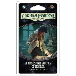 Arkham Horror The Card Game A Thousand Shapes of Horror Mythos Scenario Pack FFG