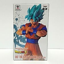 Dragon Ball Super Saiyan God Son Goku DXF Super Warriors Banpresto Japan NEW