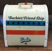 VINTAGE MATTEL BARBIE'S FRIEND SHIP FOLD-OUT PLAY SET