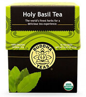 Holy Basil Tea by Buddha Teas, 18 tea bag 1 pack