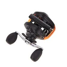 10+1BB Ball Bearings Left Hand Bait Casting Fishing Reel High Speed 6.3:1 O0Y3