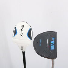 Ping Vault Oslo Stealth Putter 35 Inches Black Dot Headcover Right-Handed 64749A