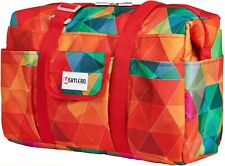 "Utility Tote and Nurse Bag | Waterproof (IP64) | L18""xH7""x W14"" (46x18x36cm)"