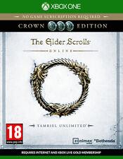 The Elder Scrolls Online: Tamriel Unlimited -- Crown Edition (Microsoft Xbox...