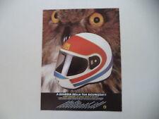 advertising Pubblicità 1984 CASCO HELMET LEM CINQUE 5