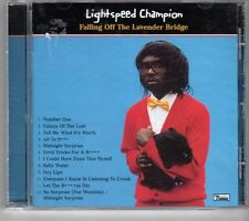 (GM56) Lightspeed Champion, Falling Off The Lavender Bridge - 2008 CD