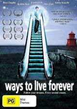 Ways To Live Forever (DVD) DRAMA Follow your Dreams [REGION 4] NEW/SEALED