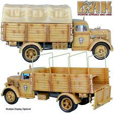 First Legion: DAK011 Das Deutsche Afrika Korps Opel Blitz Truck