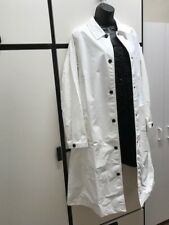 UNIQLO X LEMAIRE S Nylon White A Line Raglan Sleeved Trench Coat Water Resistant
