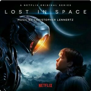 Lost in Space - netflix series soundtrack Christopher Lennertz CD